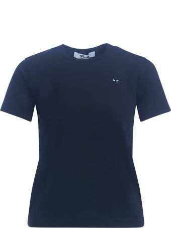 Comme des Garçons Play Black T-shirt