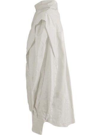 Isabel Marant Cream Silk Shirt