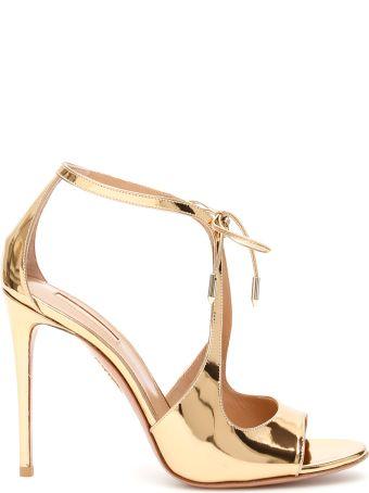 Aquazzura Oscar 105 Sandals