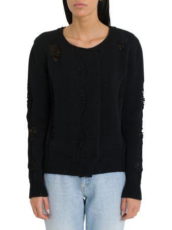 Federica Tosi Ripped Sweater