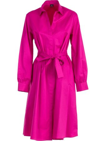 PS by Paul Smith Long Sleeve Dress
