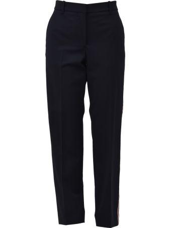 Calvin Klein Blue Tailored Trouser