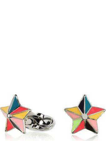 Paul Smith Multicolor Star Cufflinks