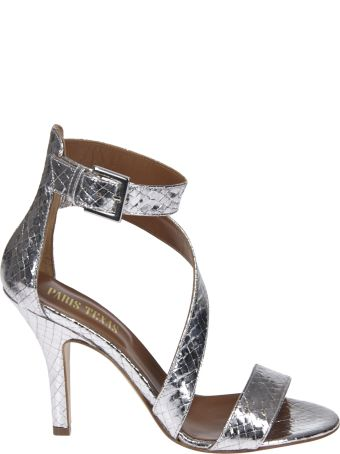 Paris Texas Buckled Sandals