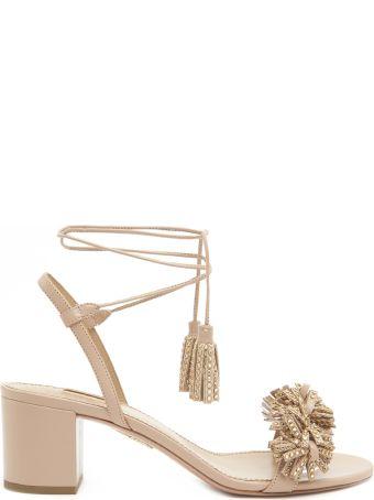 Aquazzura 'wild Crystal' Shoes
