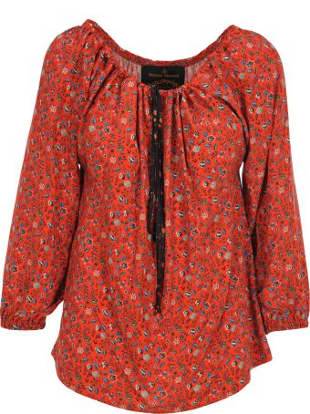 Vivienne Westwood Anglomania Anglomania Jipsy Blouse