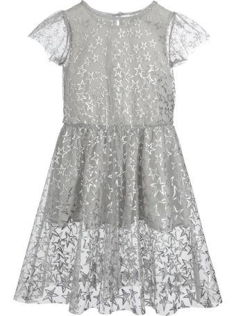 Stella McCartney Kids Gray Girl Dress