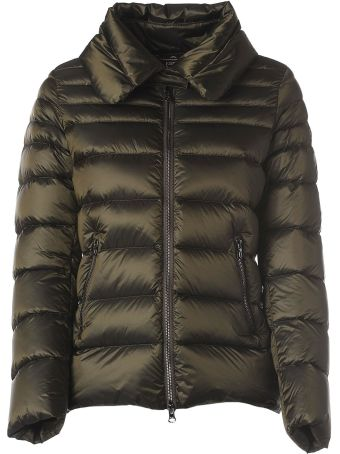 Colmar Green Down Jacket