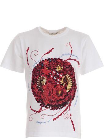 Comme des Garçons Comme des Garçons Comme Des Garçons Comme Printed Logo T-shirt