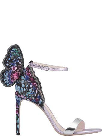 Sophia Webster Chiara Embroidery Sandal