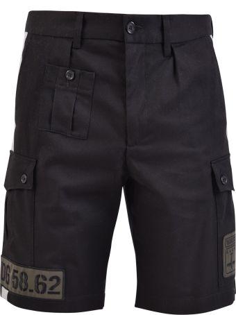 Dolce & Gabbana Multipockets Shorts