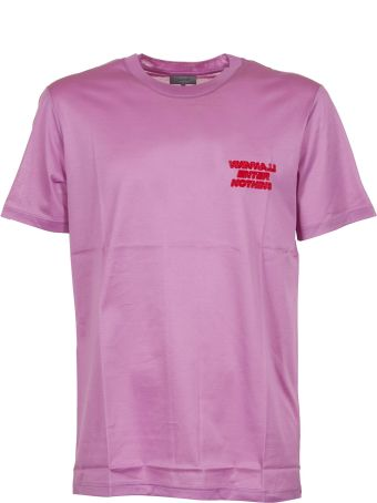 Lanvin Embroidered T-shirt