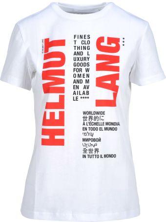 Helmut Lang Tshirt Impress