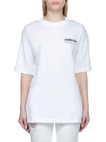 AMBUSH Contrast Logo T-shirt