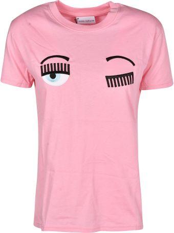 Chiara Ferragni Winking Eye T-shirt