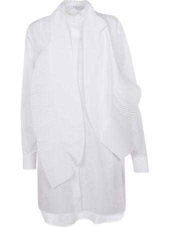 Givenchy Asymmetric Detail Dress