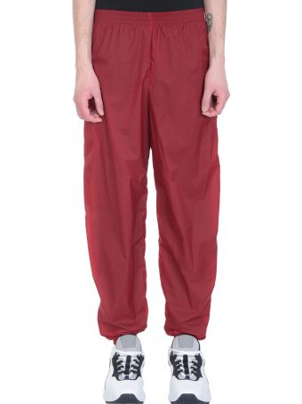 GMBH Jogging Bordeaux Nylon Pants