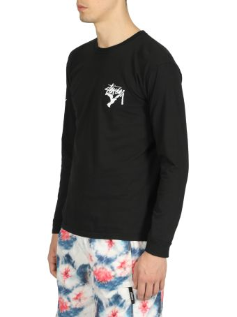 Stussy One Love Pig Dyed Ls Tee