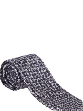 Ermenegildo Zegna Patterned Neck Tie