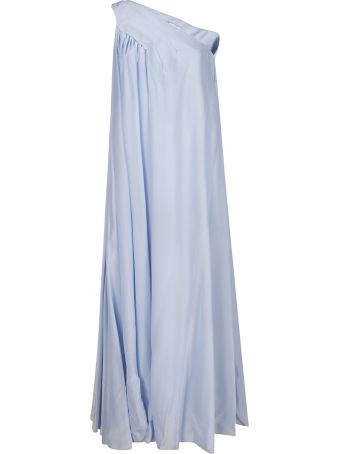 Lanvin One Shoulder Dress