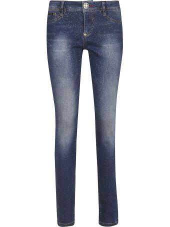 Philipp Plein Skinny Fit Trousers