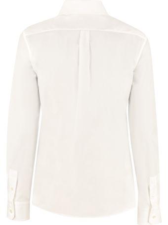 Weekend Max Mara Arpa Cotton Poplin Shirt