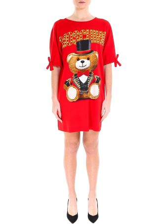 Moschino Teddy Circus Dress