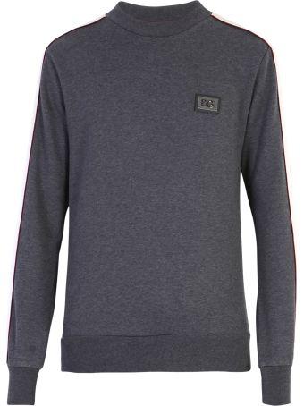 Dolce & Gabbana Side Bands Sweatshirt