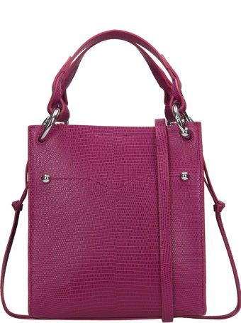 Rebecca Minkoff Kate  Tote In Fuxia Leather