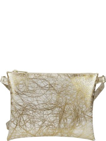 Luisa Cevese - Riedizioni Luisa Cevese Threads Detail Shoulder Bag