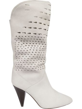Isabel Marant Perforated Boots