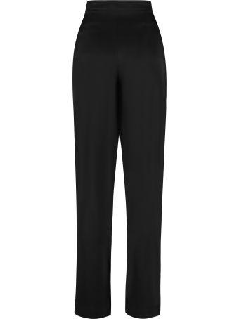 Kirin High-waist Wide-leg Trousers