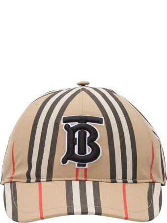 938cc1284c1 Burberry Vintage Check Baseball Cap