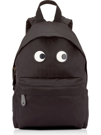 Anya Hindmarch Nylon Eyes Backpack