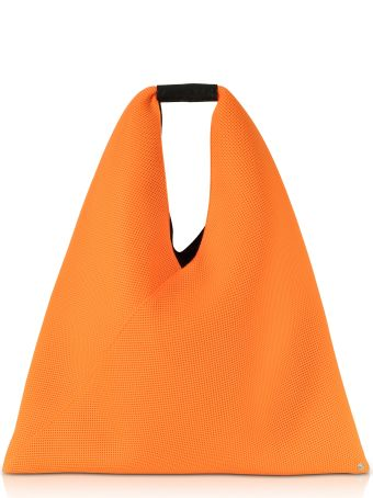 MM6 Maison Margiela Mm6 Maison Martin Margiela Net Fabric Japanese Tote Bag