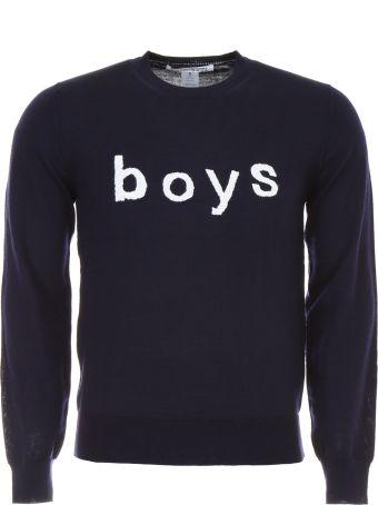 Comme des Garçons Boys Boys Pullover