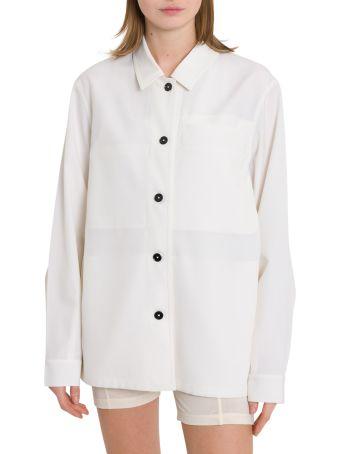Jil Sander Shirt Jacket Gherry
