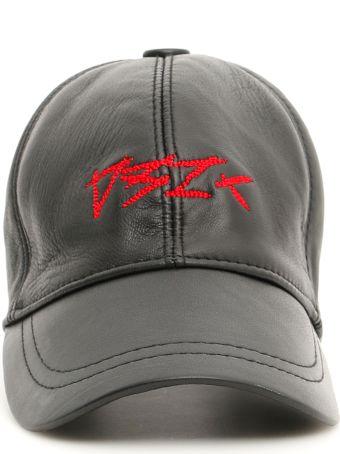 032c Leather Baseball Cap