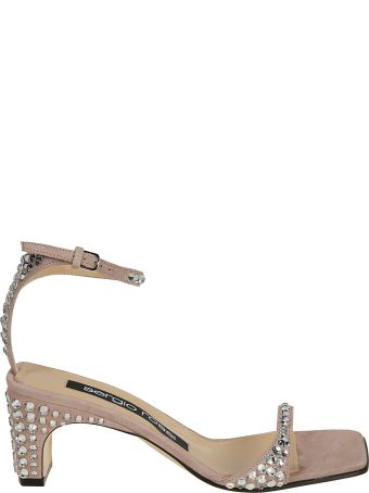 Sergio Rossi Embellished Sandals