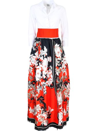 "Sara Roka chemisier dress ""ElenaLong"""