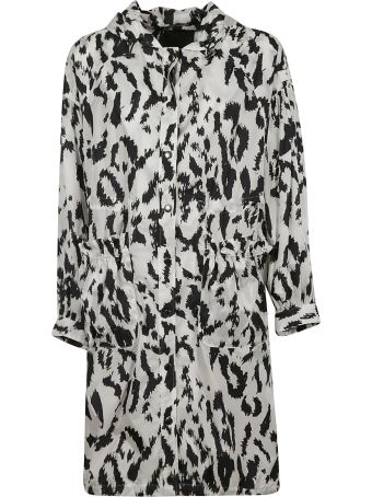 TATRAS Animal Print Coat
