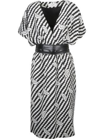 Celine Belted Dress