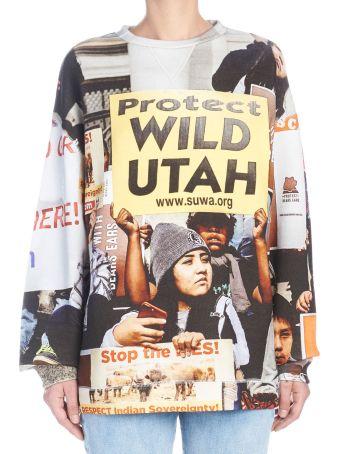 R13 'protect Utah' Sweatshirt