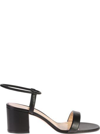 Gianvito Rossi Black Sandals