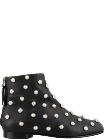 3.1 Phillip Lim Nadia Ankle Boots