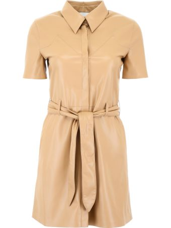 Nanushka Roberta Shirt Dress