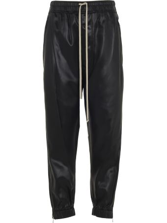 Rick Owens 'cropped Track' Pants