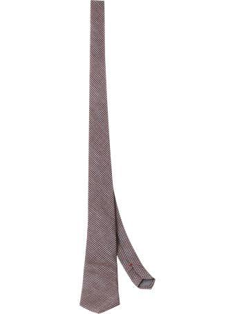 Brunello Cucinelli Micro-patterned Tie