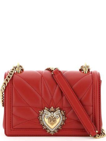 Dolce & Gabbana Devotion Crossbody Mini Bag