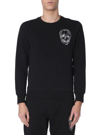 Alexander McQueen Crew Neck Sweatshirt